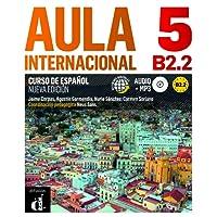 Aula internacional. Libro del alumno. Con espansione online. Con CD Audio. Per le Scuole superiori: Aula Internacional 5. Nueva edicion. B2.2. Libro del alumno + CD