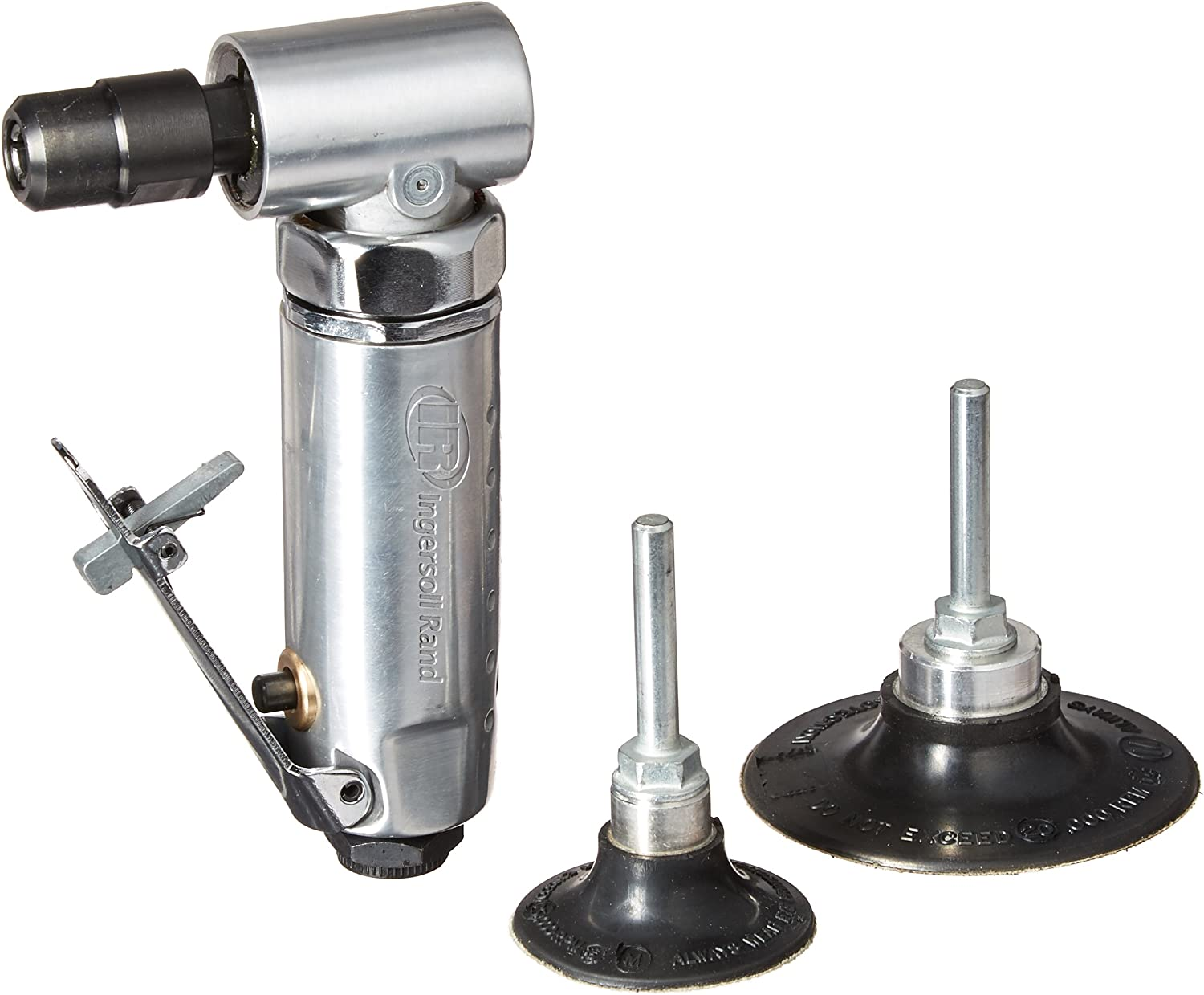 """Ingersoll Rand 301B32MK 1/4"""" Angle Die Grinder Kit (3"""" and 2""""): Automotive"""