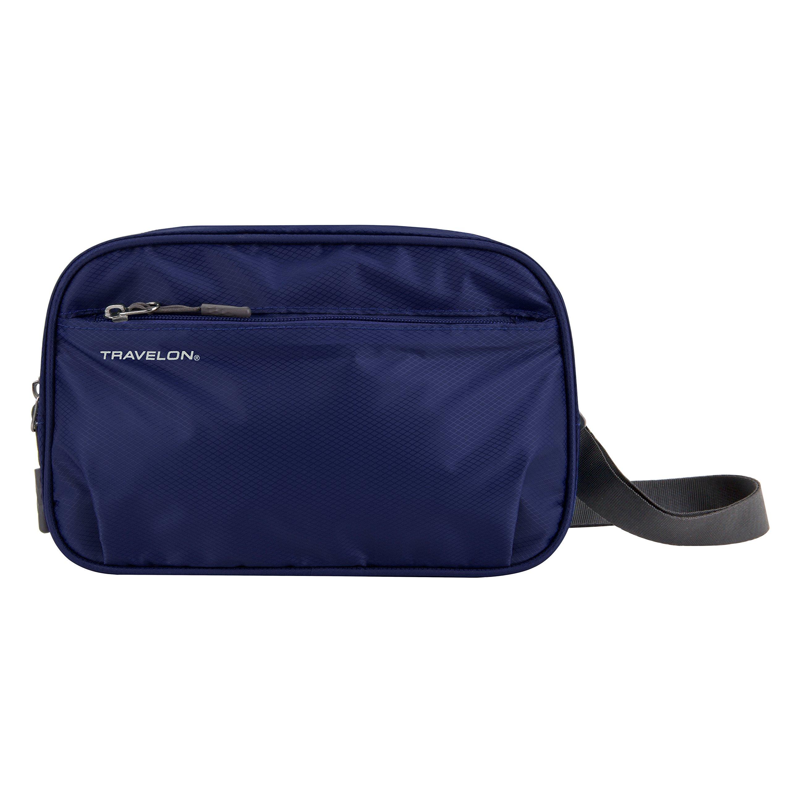 Travelon World Travel Essentials 3-in-1 Waist Pack, Lush Blue