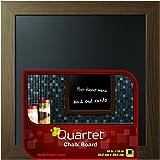 "Quartet Chalkboard, 14"" x 14"", Wood Finish Frame (90006)"