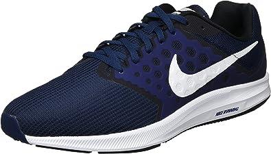 buying now sale pretty nice Amazon.com | Nike Men's Downshifter 7 Running Shoe Midnight Navy ...