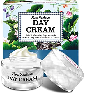dd6bba6773d StBotanica Pure Radiance Day Face Cream - Skin Brightening, Anti Aging  Moisturizing Cream With SPF