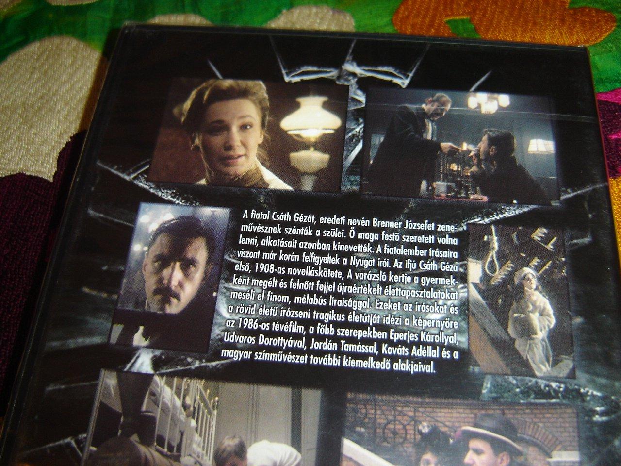 Amazon A Varzsl Lma DVD