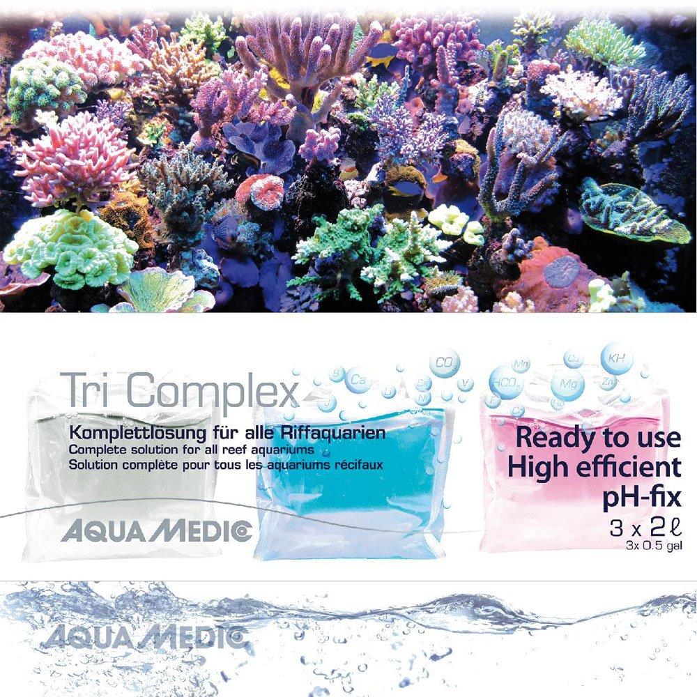 Aqua Medic Tri Complex 3 X 2 litri