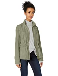 d2bcdeae27a Daily Ritual Women s Military Cargo Jacket