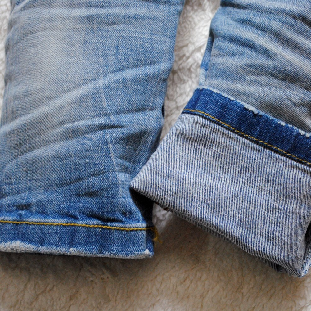 3909 boys jeans soft denim casual DENIM pants trousers kids jeans fashion