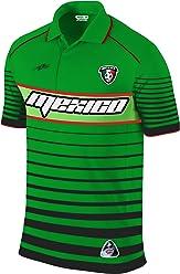 15f36c65c Mexico Soccer Men s Polo Shirt Exclusive Design