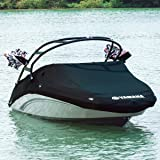 Yamaha SX210 & 212SS Non Tower Mooring Cover Black (2012-2013)