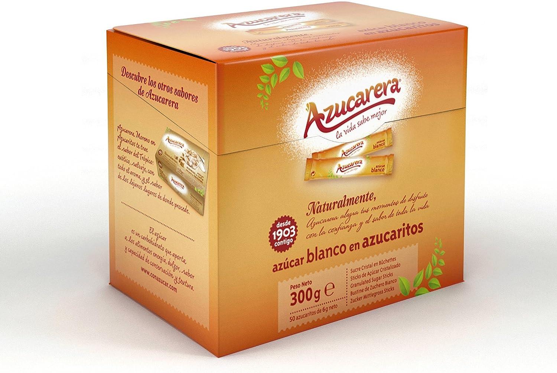 AZUCARERA azúcar blanco en azucaritos caja 300 gr: Amazon.es: Alimentación y bebidas
