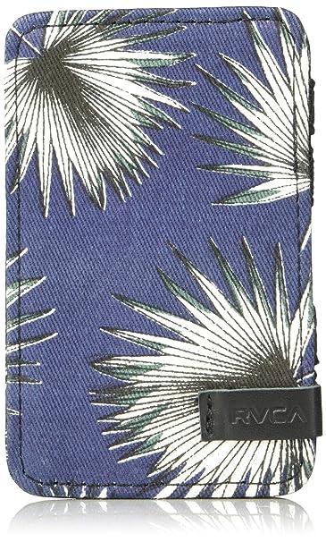 Amazon.com: RVCA hombre joven Magic portafolios impresión de ...