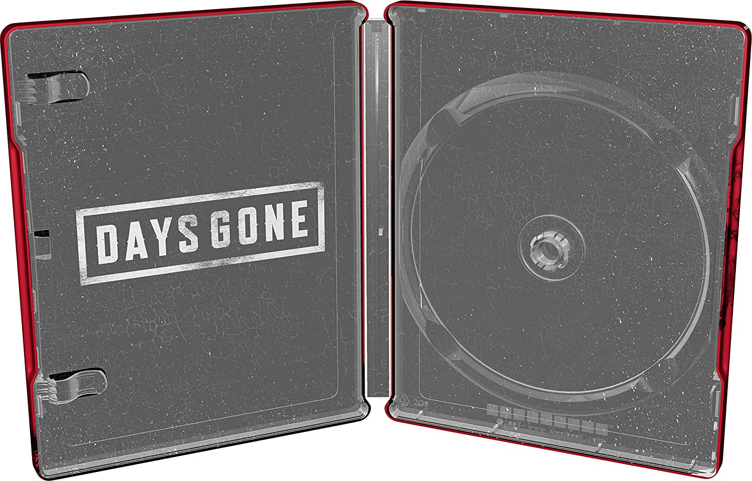 Days Gone with Limited Edition SteelBook (Exclusive to