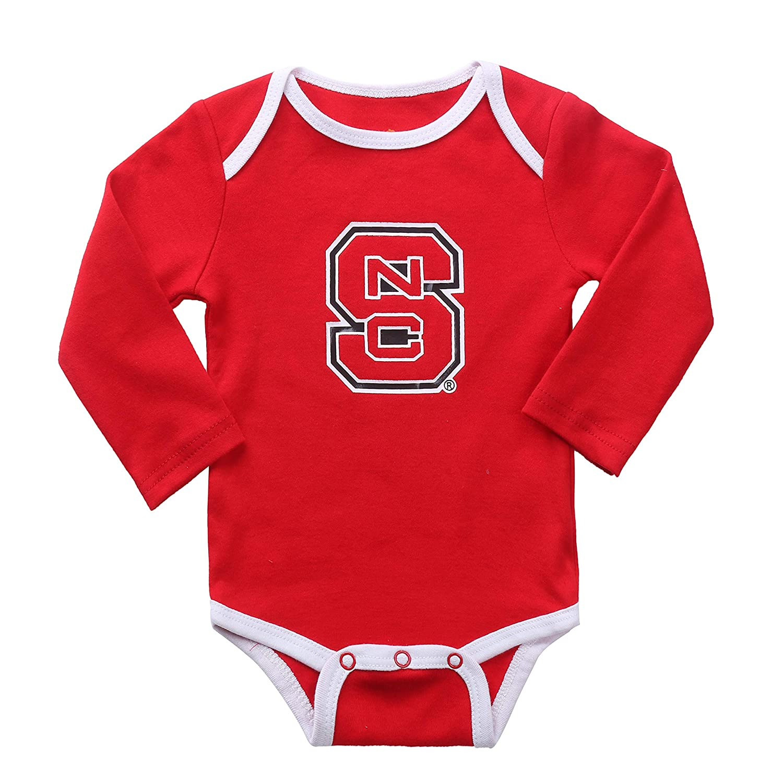 NCAA North Carolina State 2 pcs Baby Bodysuits
