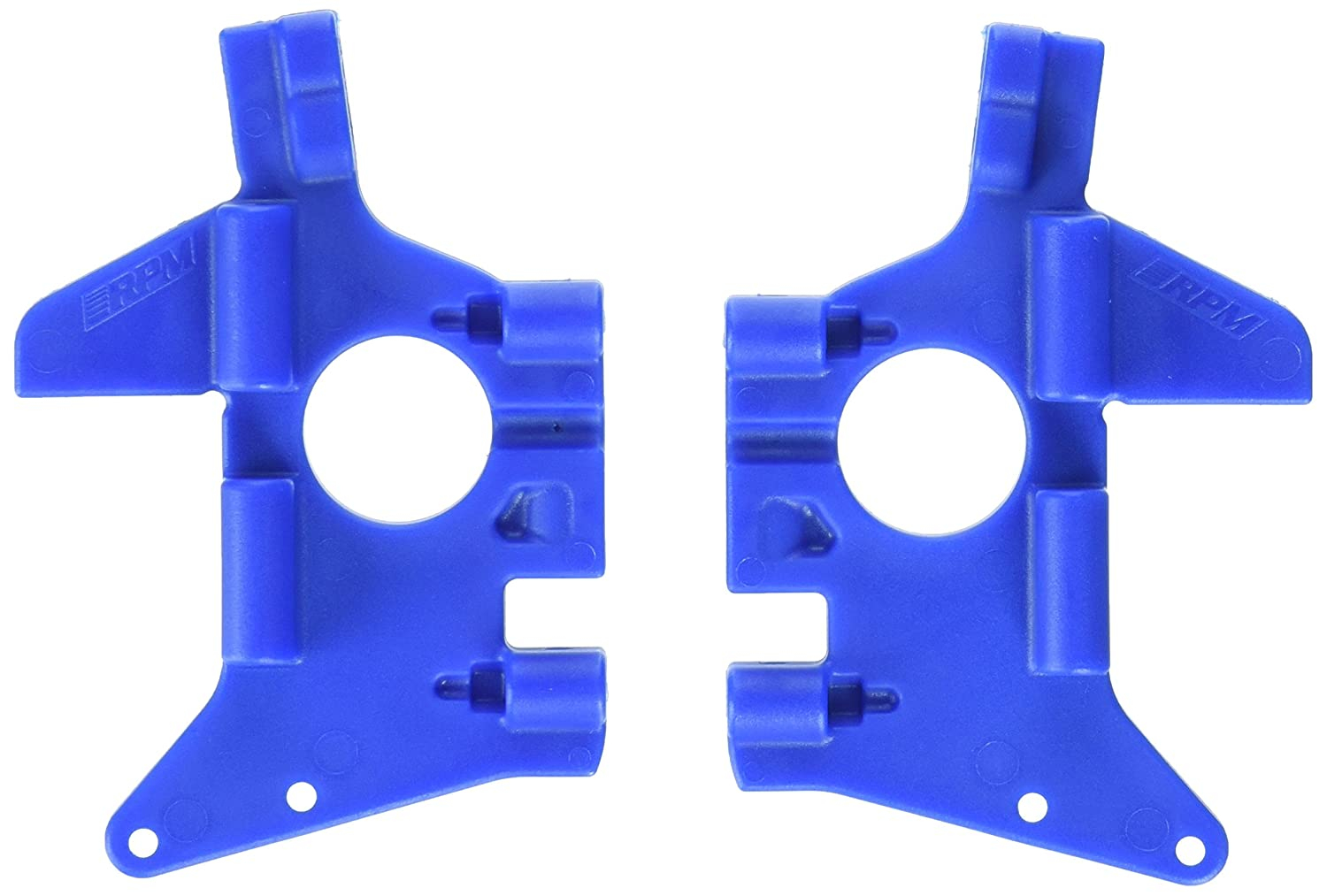 RPM Front Bulkheads for All Versions of The T-Max and E-Max, Black HRP Distribution RPM81062