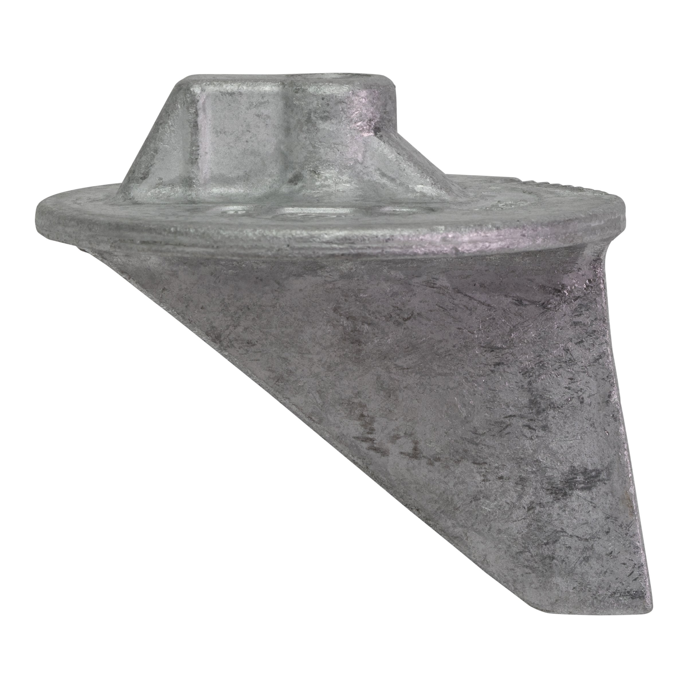 QuickSilver 31640Q4 Aluminum Trim Tab Anode - Mercury or Mariner Outboards and MerCruiser Stern Drives