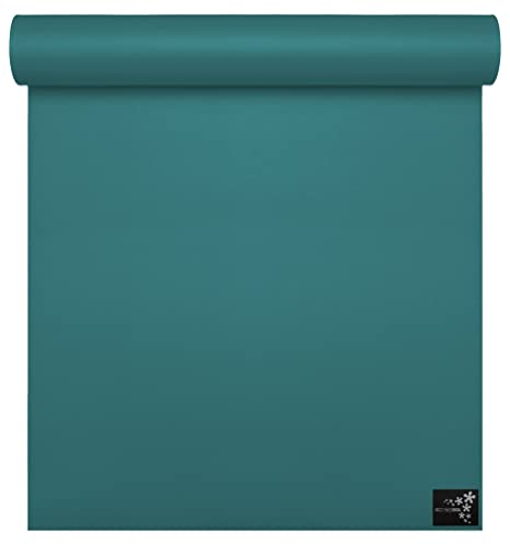 Yogistar – Esterilla de Yoga Sun 4 mm Petrol Green