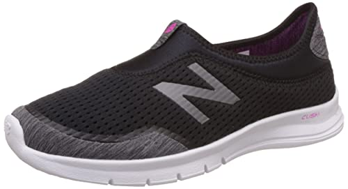 new balance Women s 465 Black and White Running Shoes - 4 UK India (36.5 a12bedf87e