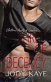 Shred of Decency (Shattered Hearts of Carolina Book 2)