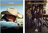 Yellowstone Season 1 and 2 DVD Set