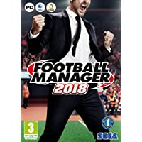 SEGA Football Manager 2018 [PC]