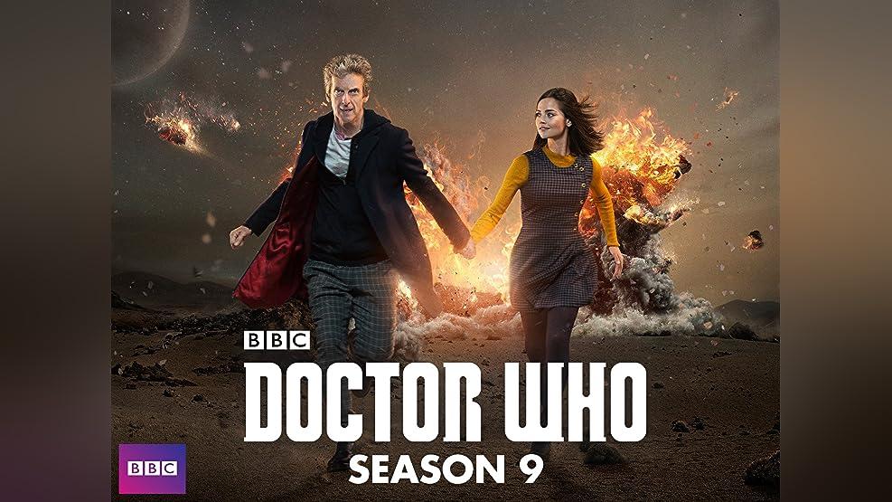 Doctor Who - Staffel 9 [OV/OmU]