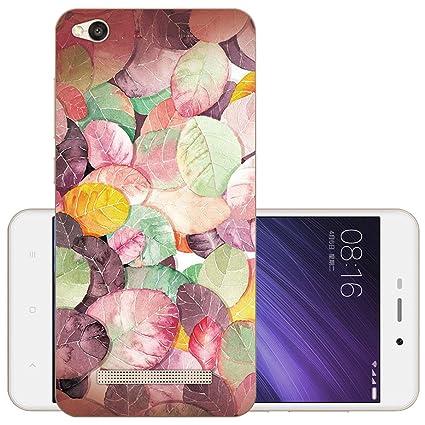 Amazon.com: Albina Collins moda funda de silicona Xiaomi ...