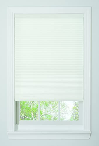 Bali Blinds Cordless Light Filtering Cellular Shade, 34 x 64 , White