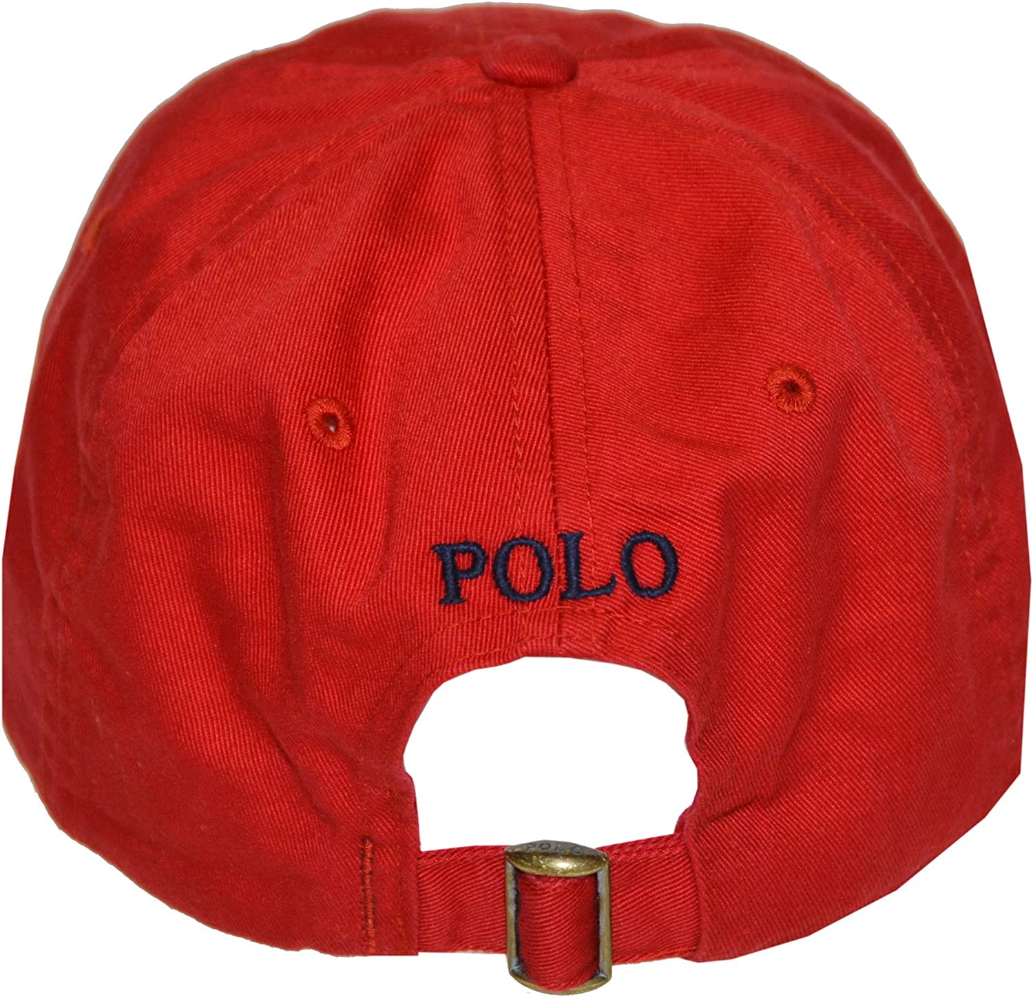 Polo Ralph Lauren Mens Twill Signature Ball Cap: Amazon.es: Ropa y ...