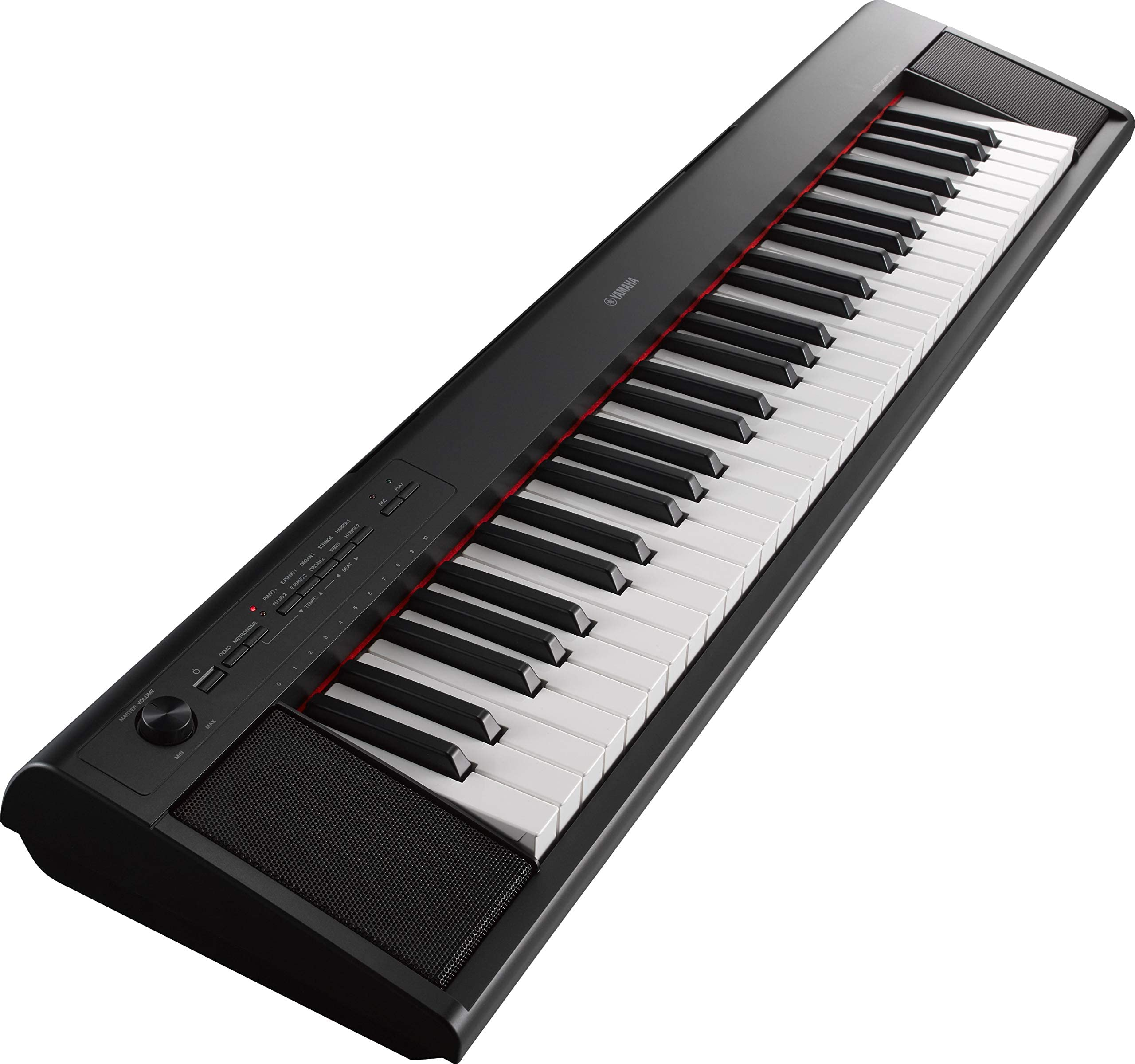 سعر بيانو بياجيرو رقمي للموسيقيين من ياماها لون اسود Np 12 فى السعودية بواسطة امازون السعودية كان بكام