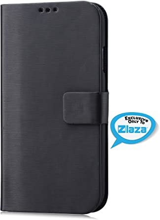 Amazon.com: Laza Samsung Galaxy S4 Funda Folio con carcasa ...