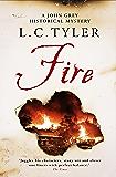 Fire (A John Grey Historical Mystery Book 4) (English Edition)