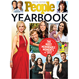 PEOPLE Yearbook: The Most Memorable Moments of 2017