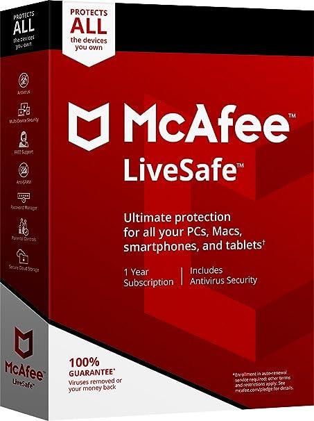 mcafee livesafe gratuit