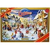 Gibsons Christmas Limited Edition 2011 Village Festivities Jigsaw Puzzle (1000 Pieces)
