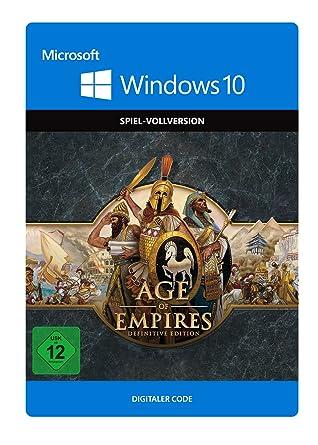 Age Of Empires Definitive Edition Pc Download Code Amazon De Games