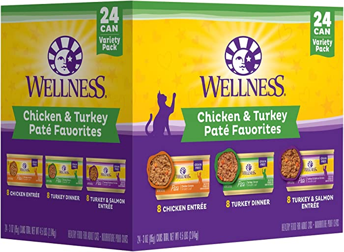 The Best Subscribe And Save Wellness Cat Food