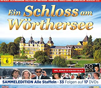 Ein Schloss Am Wörthersee Sammeledition In Der Megabox Alle