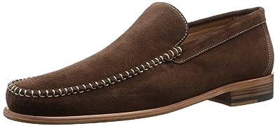 Bruno Magli Men's Boca Slip-On Loafer, Moka, ...