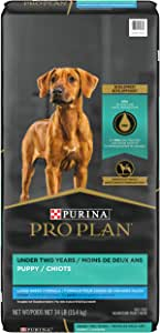 Purina Pro Plan Large Breed Puppy Dry Dog Food (Packaging May Vary)