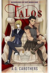 Talos (Bloodlines of Fate Book 1) Kindle Edition