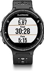 Garmin Forerunner 235 Reloj GPS para Correr Negro/Gris