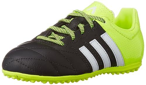 low priced f2879 72699 adidas Ace 15.3 TF J Leather - Botas para niño  Amazon.es  Zapatos y  complementos
