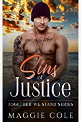 Sins of Justice: Together We Stand Book Two - Brooks Family Saga Kindle Edition