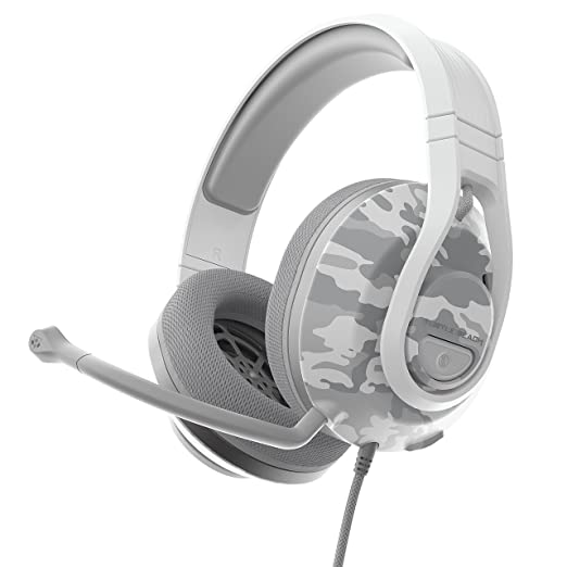 Recon 500 Wired Multiplatform Gaming Headset for Xbox Series X|S, XB1, PlayStation 5, PS4 and Nintendo Switch - Arctic Camo | Amazon