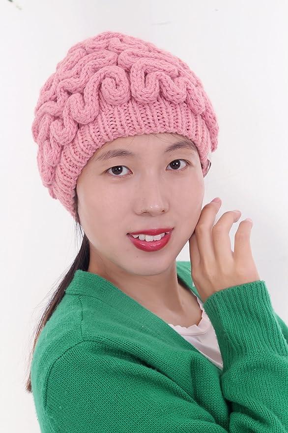 SALE Beanie winter Beanie,Handmade,Gift Under 50 Brain Hat,Brain Beanie,thinking cap,Unisex crochet Beanie,Mens Crochet Beanie,Women hat