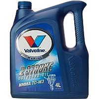 Valvoline 1104.04 2 Stroke Outboard Engine Oil, 4L