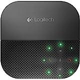 Logitech 980000741 P710e Mobile Speakerphone, Black