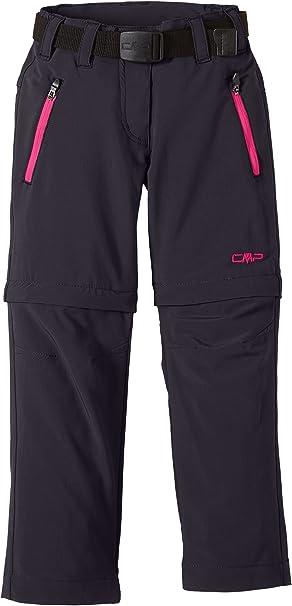 CMP Zip Off Hose Pantal/ón Ni/ños