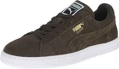 PUMA Men's Suedeclassic+ Suede Shoe