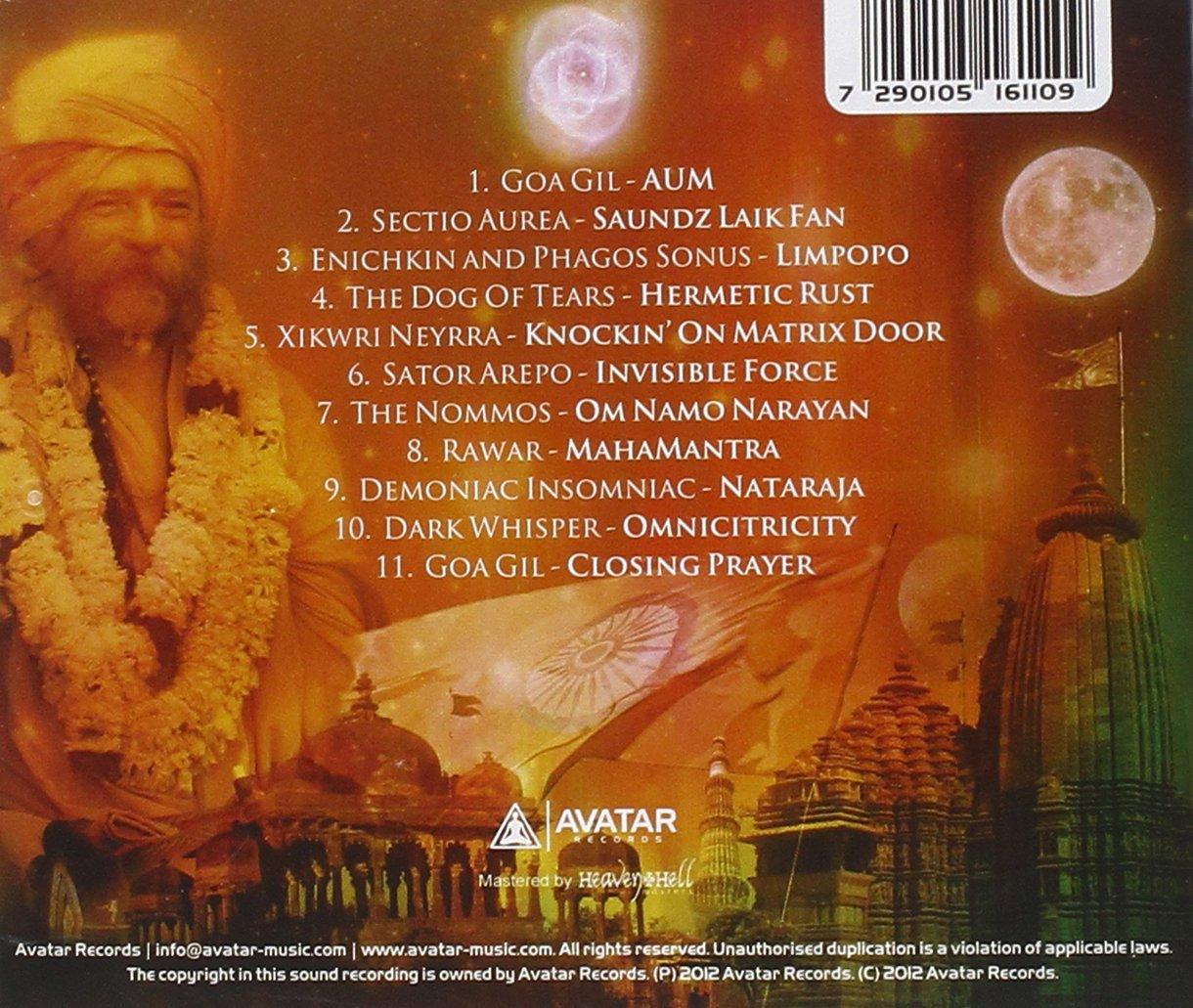 Goa Gil - Shri Maharaj - Amazon com Music