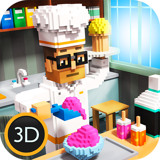 Ice Cream Tasty Cooking: Cafe Chef Restaurant Mania | Fast Food Cooking Dash Sweets Making Game (Hot Dog Hero)